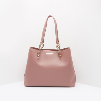 Alaya Handbag with Top Handles